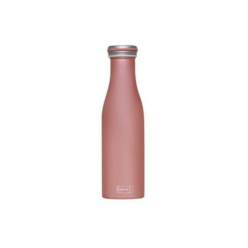 Lurch - butelka termiczna, 0,50 l, perłowe złoto - perłowe złoto