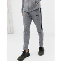 training evostripe pants in grey - grey marki Puma
