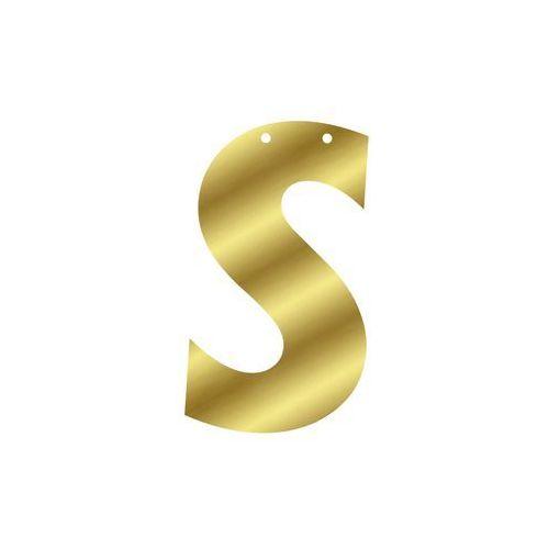 Baner personalizowany łączony - litera s marki Congee.pl