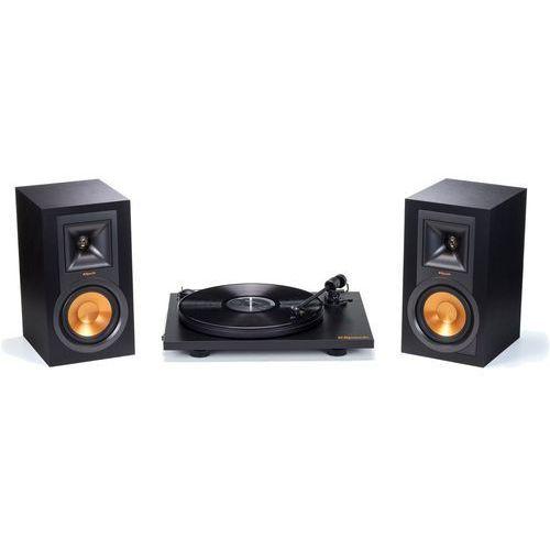 Zestaw stereo KLIPSCH R-15PM + gramofon PRO-JECT PRIMARY Czarny + DARMOWY TRANSPORT! (0743878030655)