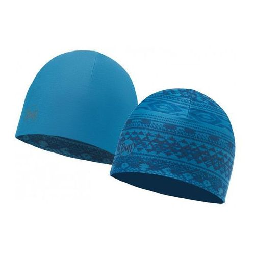 Czapka microfiber reversible hat - athor lake blue marki Buff