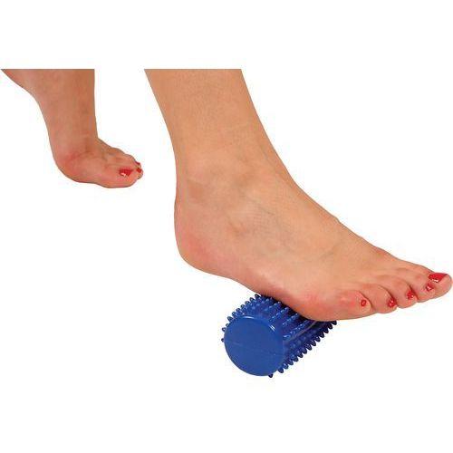 Wałek terapeutyczny (sensoryczny) mambo massage roll niebieski 16 x 5 cm 04-030121 marki Msd