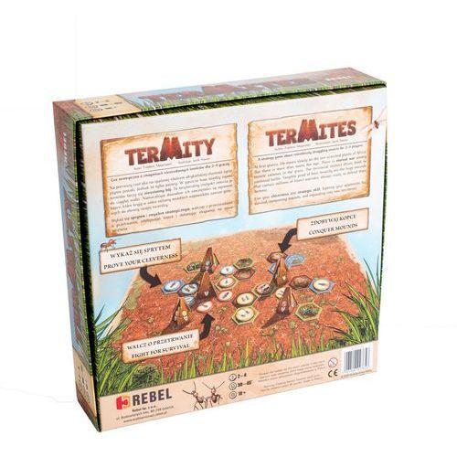 Termity. gra planszowa marki Rebel