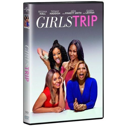 Filmostrada Girls trip (dvd) - . darmowa dostawa do kiosku ruchu od 24,99zł