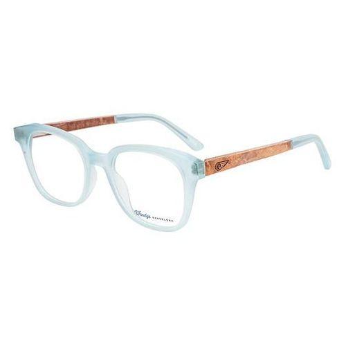 Okulary korekcyjne diamond 03 marki Woodys barcelona