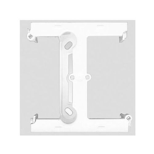 Kontakt-simon Puszka simon 54 dsh/11 element rozszerzający puszkę pojedynczą składaną do ramek wielokrotnych biała