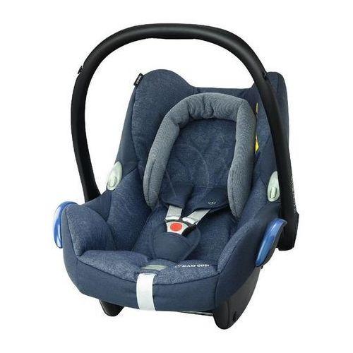 Foteliki samochodowe MAXI-COSI CabrioFix 8617243120 (ISOFIX, Pasy samochodowe; 0 - 13 kg; czarny)