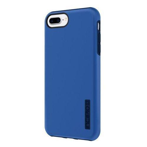 dualpro - etui iphone 7 plus / iphone 6s plus / iphone 6 plus (iridescent nautical blue/blue) marki Incipio