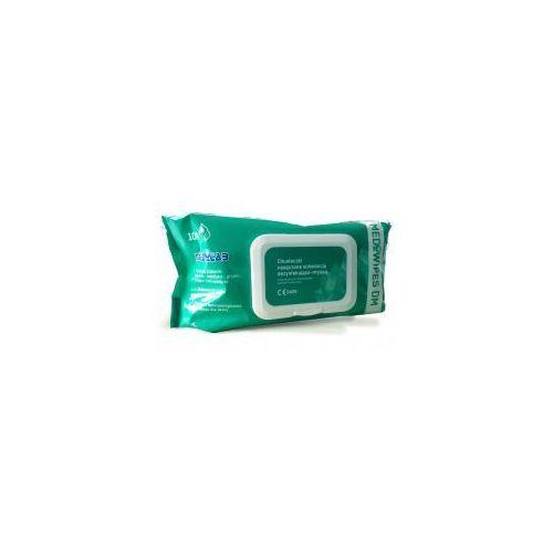 Mediwipes DM FlowPac - bezalkoholowe chusteczki do dezynfekcji powierzchni 100szt (5902340981047)