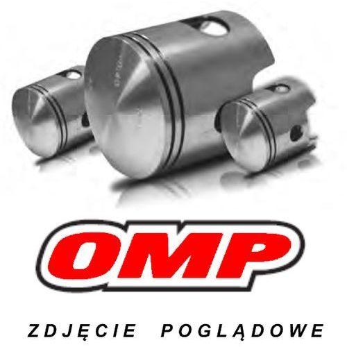 tłok honda nsr125 (54,5 mm) tuning + 0,50mm 4105d050 marki Omp