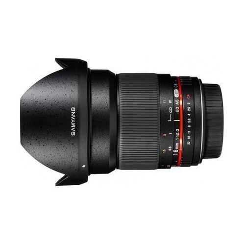 16mm f/2 (canon) - przyjmujemy używany sprzęt w rozliczeniu | raty 20 x 0% marki Samyang