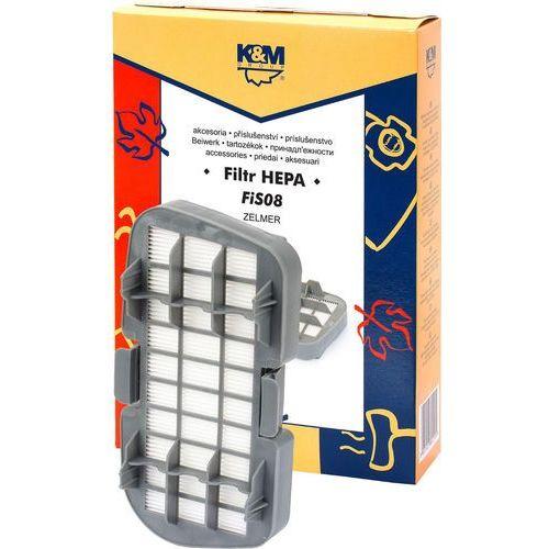 Filtr do odkurzacza K&M FIS08 + Zamów z DOSTAWĄ JUTRO! (5907804886333)