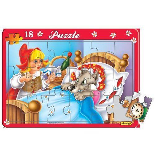 Adamigo Puzzle maxi 18 elementowe (5902410005932)