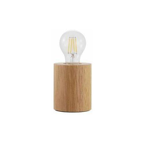 Eglo turialdo 99079 plafon lampa sufitowa 1x28w e27 brązowy (9002759990794)