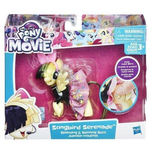 Hasbro My little pony kucyki w sukienkach movie character songbird serenade (5010993457526)