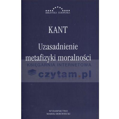 Uzasadnienie metafizyki moralności (84 str.)