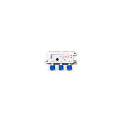 Telkom-telmor Aktywny rozgałęźnik rta-120 2-wyjściowy 2x14db (5903953000507)