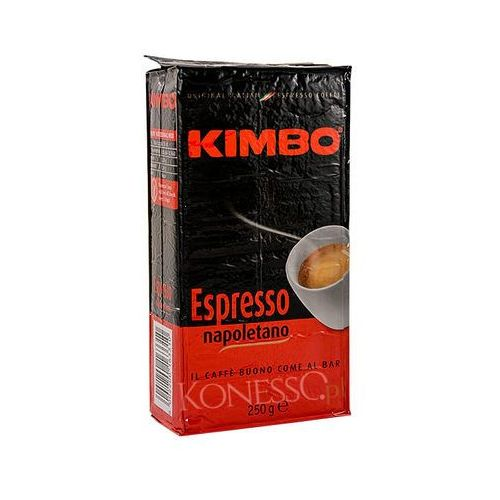KAWA WŁOSKA KIMBO Espresso Napoletano 250g (8002200163310)