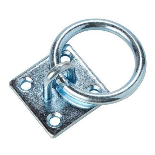 Pierścień na płytce Diall M8 ocynk, XHRK0007