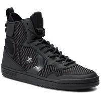 Converse Sneakersy - fastbreak hi 162558c black/black/black