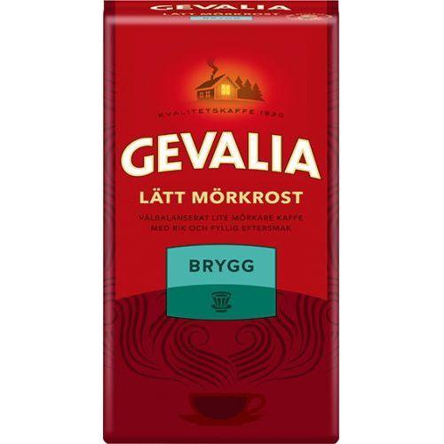 Gevalia brygg latt morkrost - kawa mielona - 450g