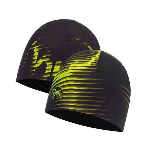 Buff Czapka microfiber reversible hat - optical yellow fluor
