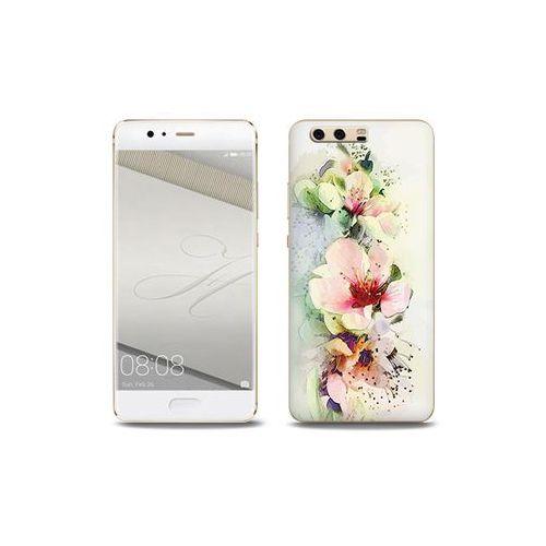 Fantastic case - huawei p10 plus - etui na telefon fantastic case - róże herbaciane marki Etuo.pl