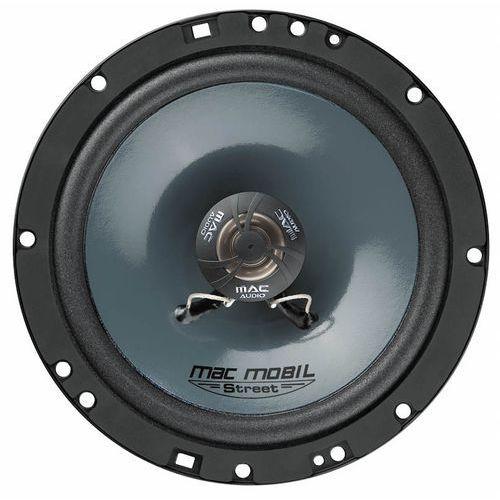 Głośniki samochodowe MAC AUDIO Mac Mobil Street 16.2 180 W Dwudrożny 17 cm + Zamów z DOSTAWĄ JUTRO! + DARMOWY TRANSPORT! (4023037165036)