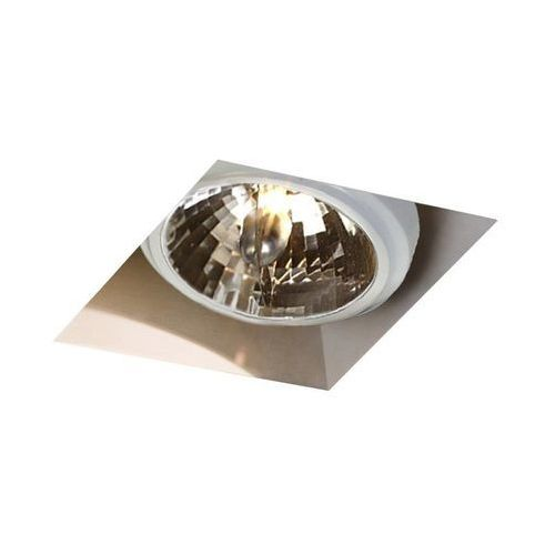 - oprawa stropowa wpuszczana pojedyncza - beta - biała - biały marki Kaspa