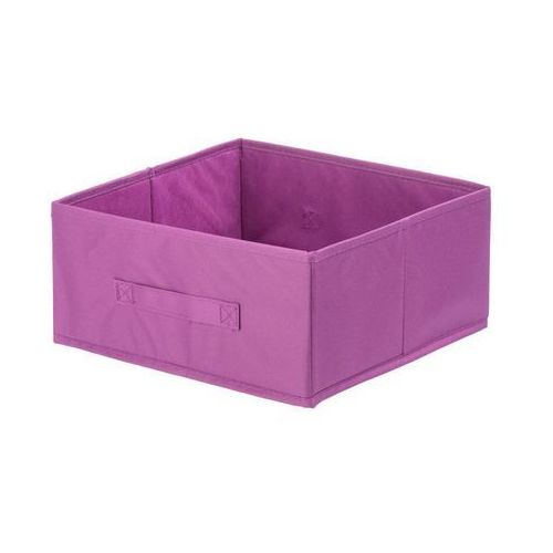 Spaceo Pudełko tekstylne multi l 31 x 31 x 15 cm spaceo