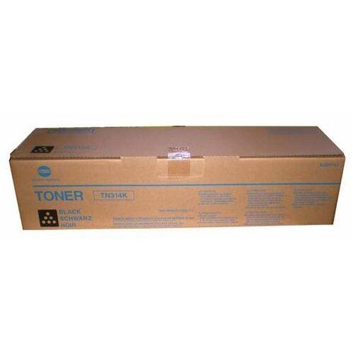 Konica Minolta oryginalny toner TN314, black, 26000s, A0D7151, Konica Minolta Bizhub C353