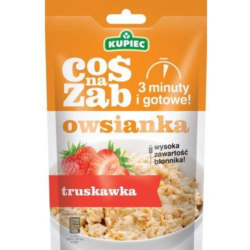 Owsianka truskawka 50 g Kupiec