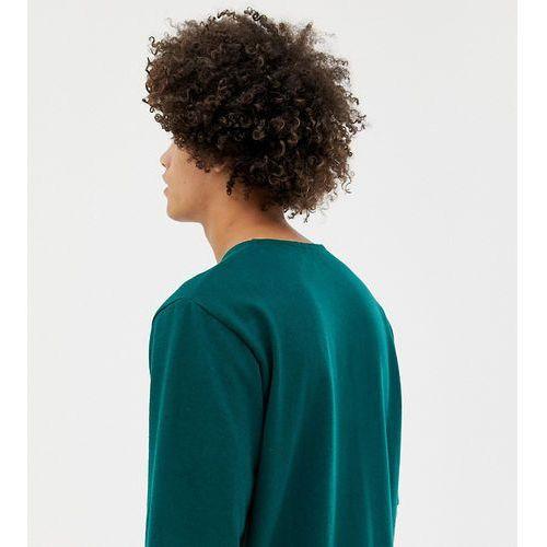 oversized t-shirt in premium textured jersey - green marki Noak