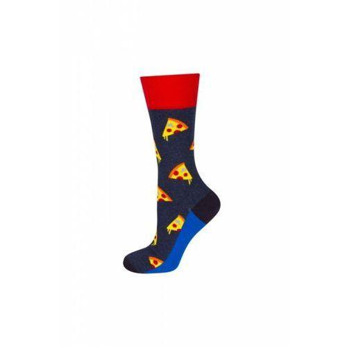 skarpety good stuff we wzorki - pizza marki Soxo