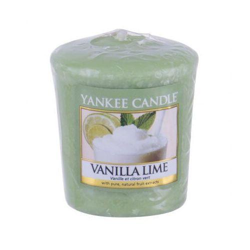 Yankee Candle Vanilla Lime świeczka zapachowa 49 g unisex, 5038580000580