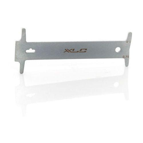 Xlc klucz do pomiaru zużycia łańcucha to-s69 narzędzie do roweru szary 2018 narzędzia