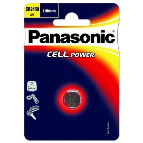 Panasonic bateria litowa cr2450 3v 4355 (5410853014355)