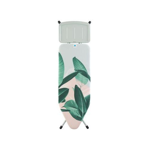Brabantia Deska do prasowania rozm. c z podstawą na generator tropical leaves (8710755118487)