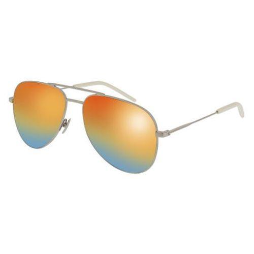 Saint laurent Okulary słoneczne classic 11 rainbow 001