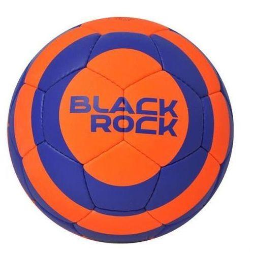 Piłka nożna REKREACYJNA AXER BLACK ROCK Orange - Niebieski ||Pomarańczowy
