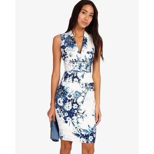 Phase Eight Chinoisserie Print Dress, 204082055