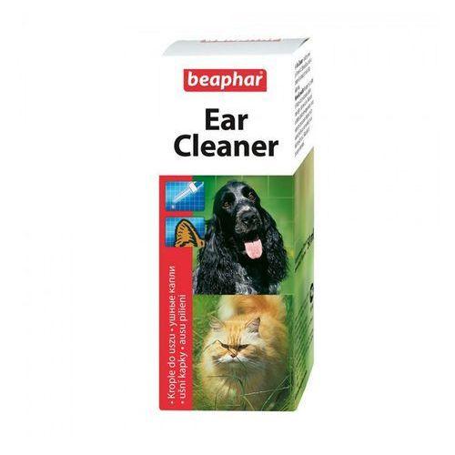 BEAPHAR Ohrenreiniger - krople do pielęgnacji uszu dla psów i kotów 50ml