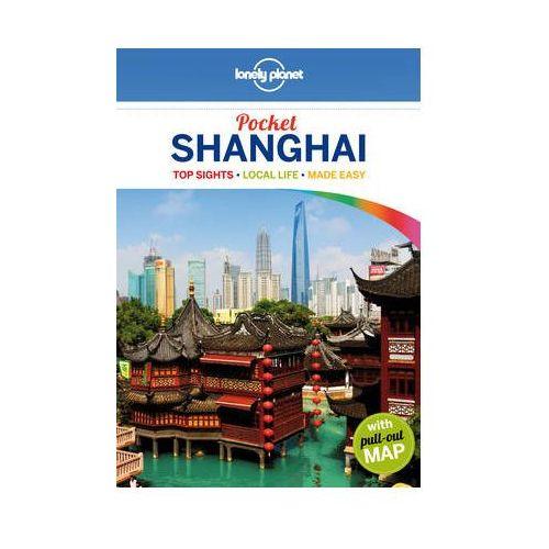 Szanghaj przewodnik kieszonkowy Lonely Planet Shanghai Pocket, praca zbiorowa