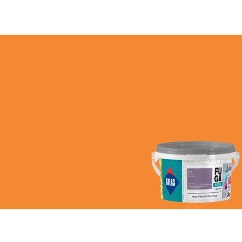 Fuga elastyczna artis 2kg mandarynkowy 213  od producenta Atlas