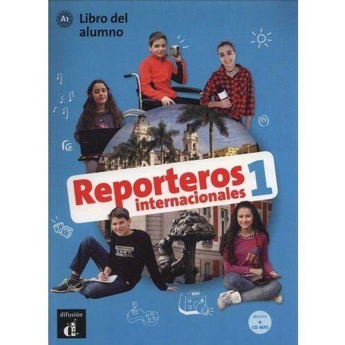 Reporteros internacionales 1 Libro del alumno + CD (160 str.)