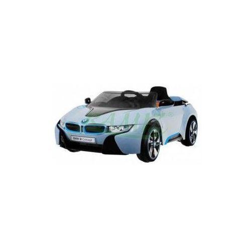 AUTO BMW i8 licencja na AKUMULATOR 3 KOLORY JE168