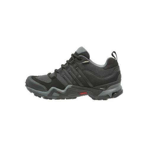 adidas Performance FAST X GTX Półbuty trekkingowe dark grey/core black/vista grey