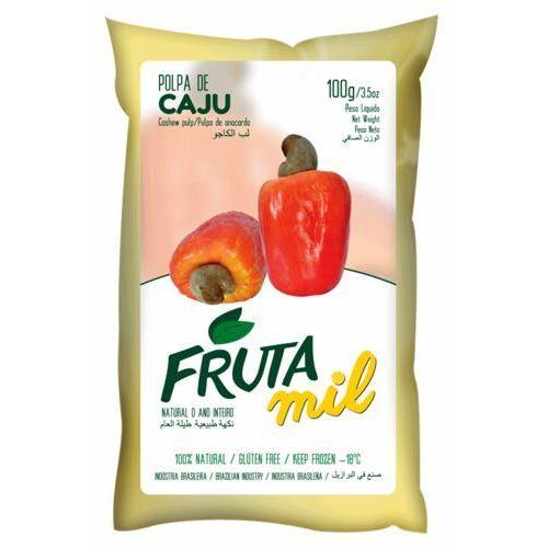 Nerkowiec Caju naturalny miąższ (puree owocowe, sok z miąższem) bez cukru