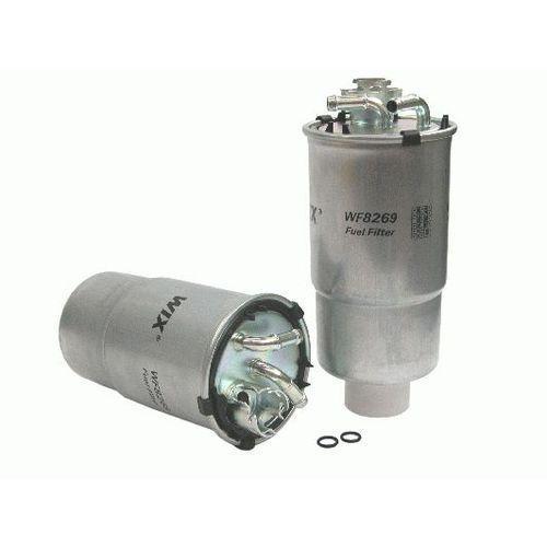 Filtr paliwa - WIX FILERS - WF8269 - SEAT / SKODA / VW - 1.4TDI, 1.9SDI, 1.9TDI