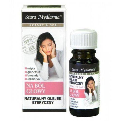 Stara mydlarnia Naturalny olejek eteryczny 12 ml - na ból glowy